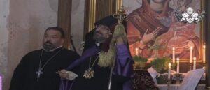 Ежегодная Божественная литургия