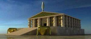 Древний храм Ардни Араратского царства