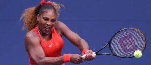 Серена Уильямс на US Open