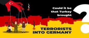 Турция внедрила террористов в Германию?