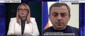 Мы должны принудить к миру Азербайджан