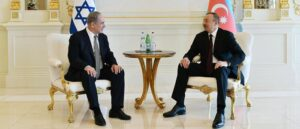 Секретные подробности поставок оружия из Израиля в Азербайджан