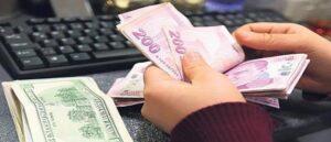 Турецкая лира упала на рекордно низкий уровень
