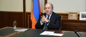 Президент Армении заявил