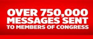 750 000 пользователей подписали петицию