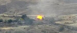Азербайджанские войска уничтожены