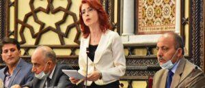 Сирийские парламентарии