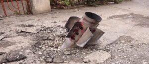 Степанакерт снова подвергается ракетному удару