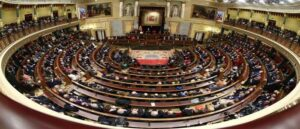 Испанские законодатели