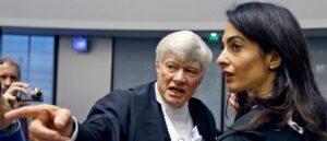 Джеффри Робертсон тоже хочет видеть Алиева