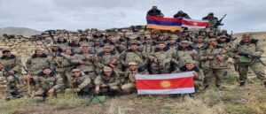 Езиды Армении твердо стоят на границе