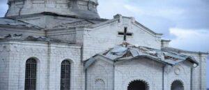 Азербайджан нанес удар по церкви