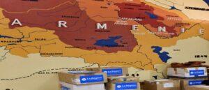 13 тонн лекарств из Франции в Арцах