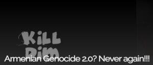 Геноцид армян 2.0? Never again!!!