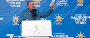 Эрдоган пожаловался на Францию