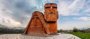 1 Ноября 1967 года открытие памятника