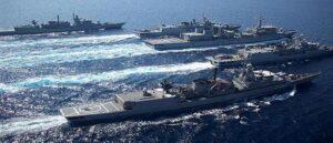 Впервые ОАЭ и Франция участвуют в военных учениях