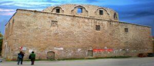 Реставрационные работы Армянской церкви