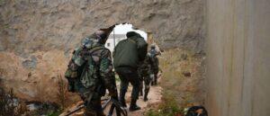 Около 1000 боевиков вернулись