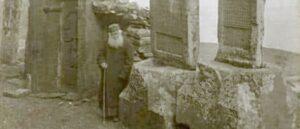 Историческое фото - Последний смотритель монастыря