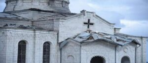 Нападение азербайджанцев на Газанчецоц