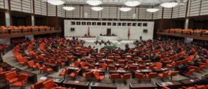Парламент Турции принял законопроект