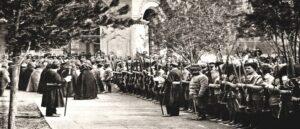 Вардан Бакур - Армянский офицер