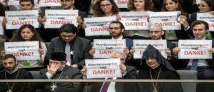 """""""Серые волки"""" угрожают армянам смертью в Германии"""