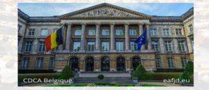 Палата представителей Бельгии приняла резолюцию