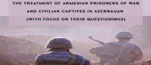 Показания пленных армян не могут быть использованы Баку для уголовного преследования