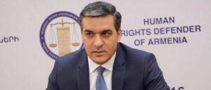 Татоян призвал власти воспрепятствовать усилиям Баку