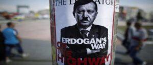Эрдоган отрицая Геноцид армян