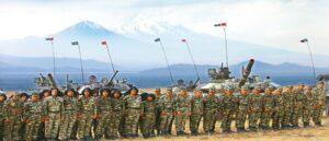 Турецко-азербайджанские военные учения в Карсе