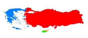 Турцию обеспокоила покупка Грецией новых истребителей