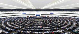 """Европарламент принял резолюции """"строго осуждающие"""""""