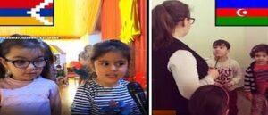 Как азербайджанских детей учат ненавидеть армян