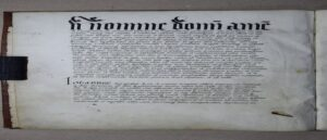 Уникальный документ правового кодекса армянской общины Львова