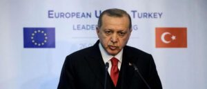 Изменение тона Эрдогана в отношении ЕС