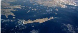 Греция расширит территориальные воды Крита