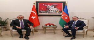 Министры иностранных дел Турции и Азербайджана встретились в Исламабаде