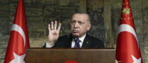 Турция против Израиля, Франции и Греции