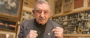 Карпис Закарян - Первый профессиональный боксер Турции