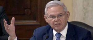 Сенатор Менендез осуждает Турцию