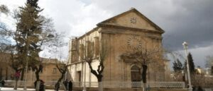 Армянская церковь Айнтап - Историческая Армения