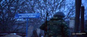 Азербайджанским силам необходимо запретить