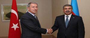 Министр обороны Азербайджана отбыл в Турцию
