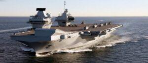 Великобритания отказалась продавать авианосцы Турции