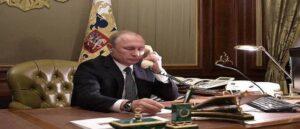 Путин призвал стороны конфликта в Армении к сдержанности