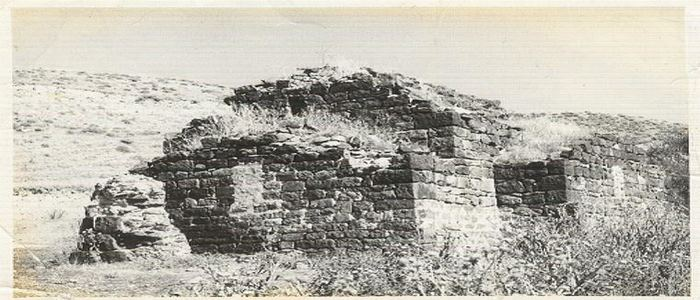 Чичханаванк - Раннесредневековая армянская церковь VI-VII веков