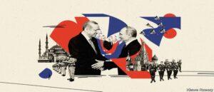 Путин и Эрдоган объединились в братство
